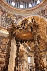 biz Bernini's baldacchino