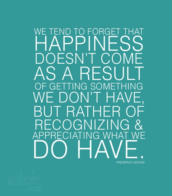 quote - happiness